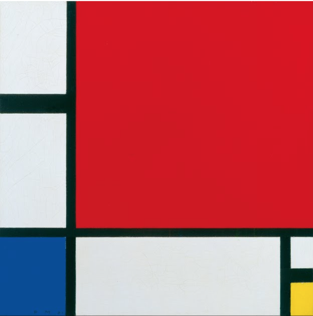 The Optimism of Mondrian is What We Need Right Now