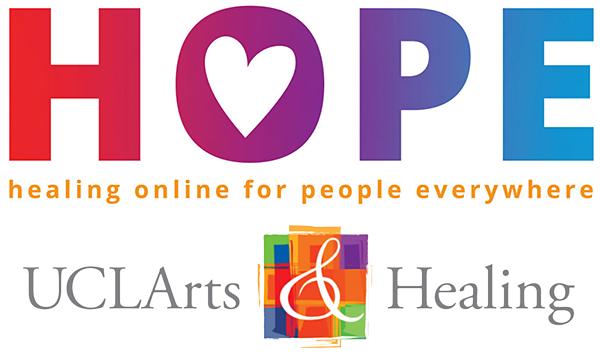UCLArts & Healing HOPE Series: FREE workshops in May!